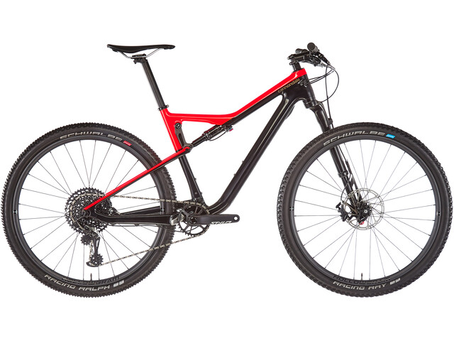 Cannondale Scalpel Si Carbon 3 acid red